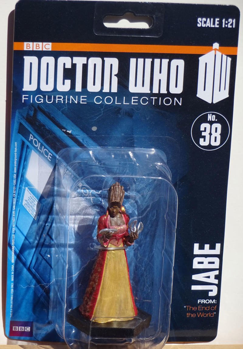DOCTOR WHO figurine, JABE , TV, Movie, New, more in store, #38, End of the World