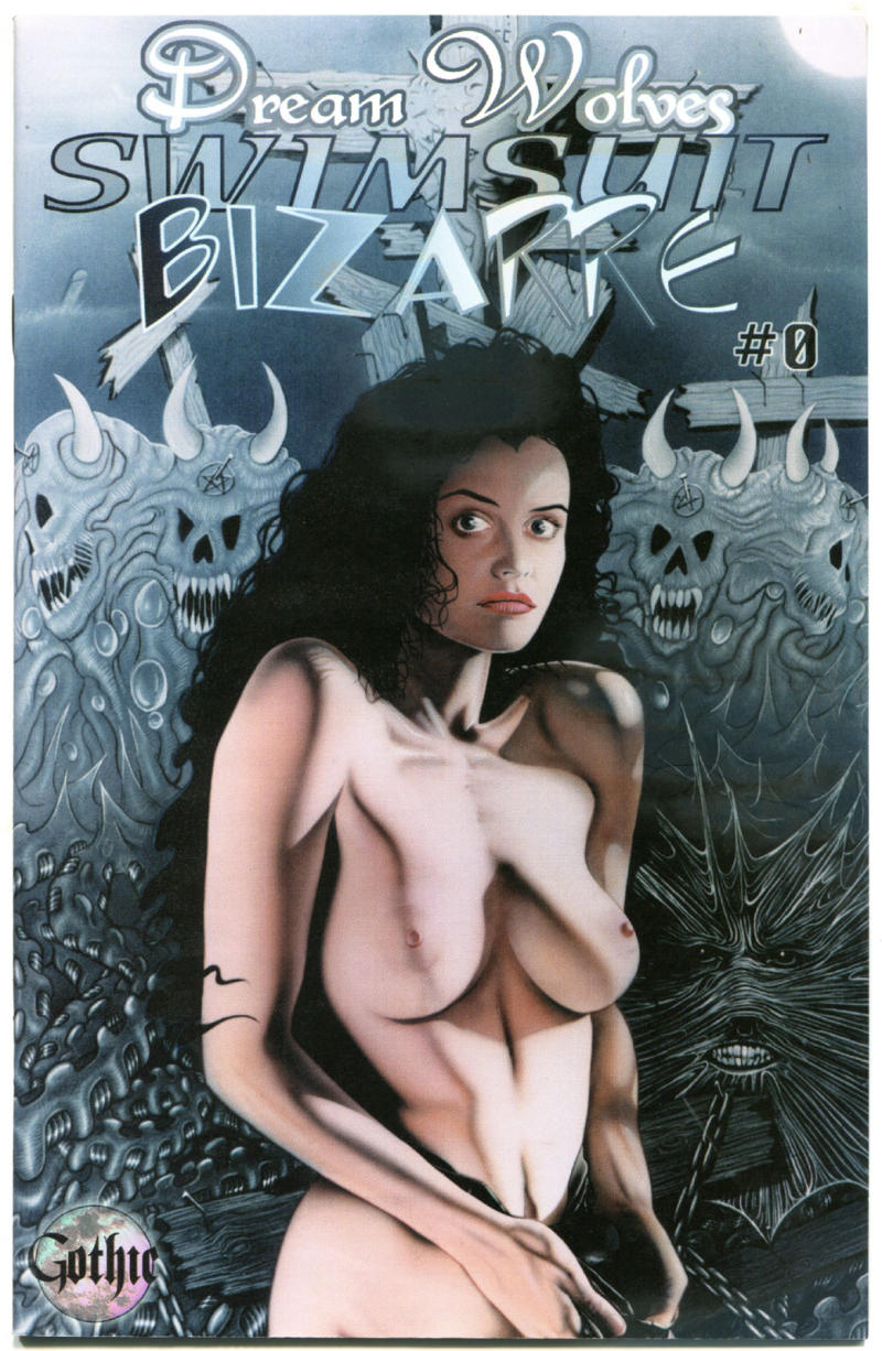 DREAM WOLVES SWIMSUIT BIZARRE #0,  VF+, Tim Vigil, 1995, more indies in store