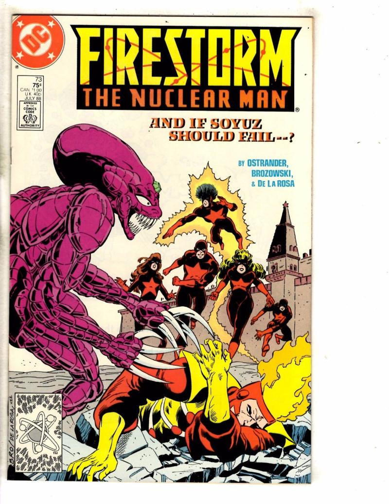 FIRESTORM THE NUCLEAR MAN #73, NM, DC, 1982 1988, more DC in store