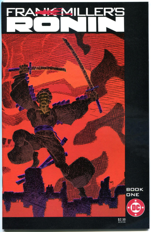 RONIN #1, NM, Frank Miller, Samurai, DC, 1983, more FM in store