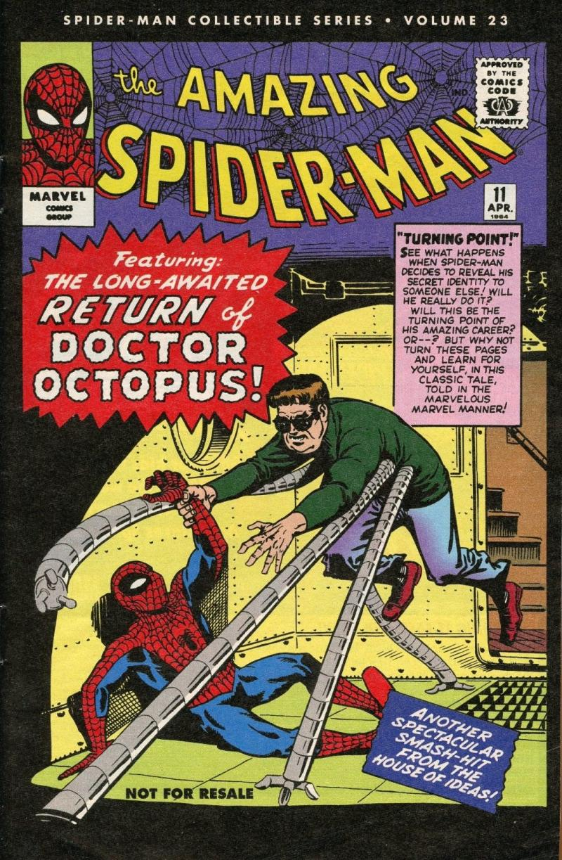 AMAZING SPIDER-MAN #11, VF+, Reprint, Enforcers, 2006, Peter Parker, Marvel, 23