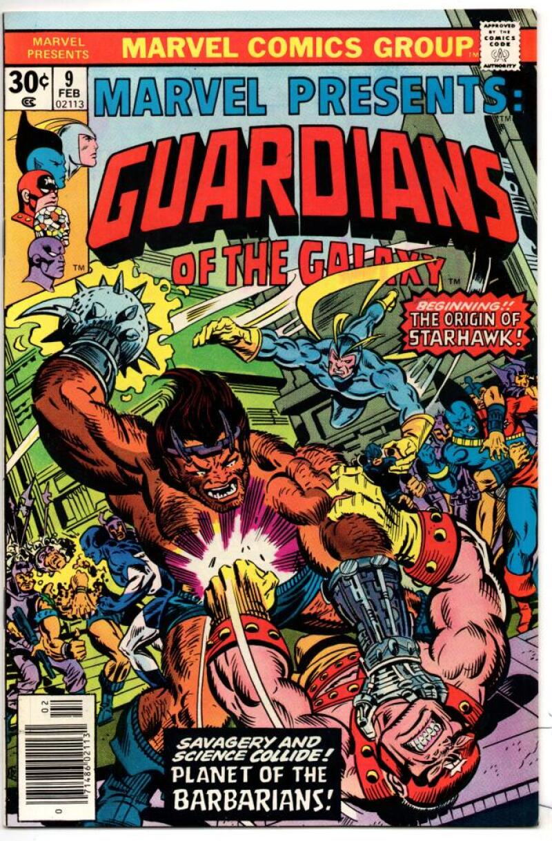 MARVEL PRESENTS #9, VF/NM, Guardians of the Galaxy, 1975 1977, more Bronze in store