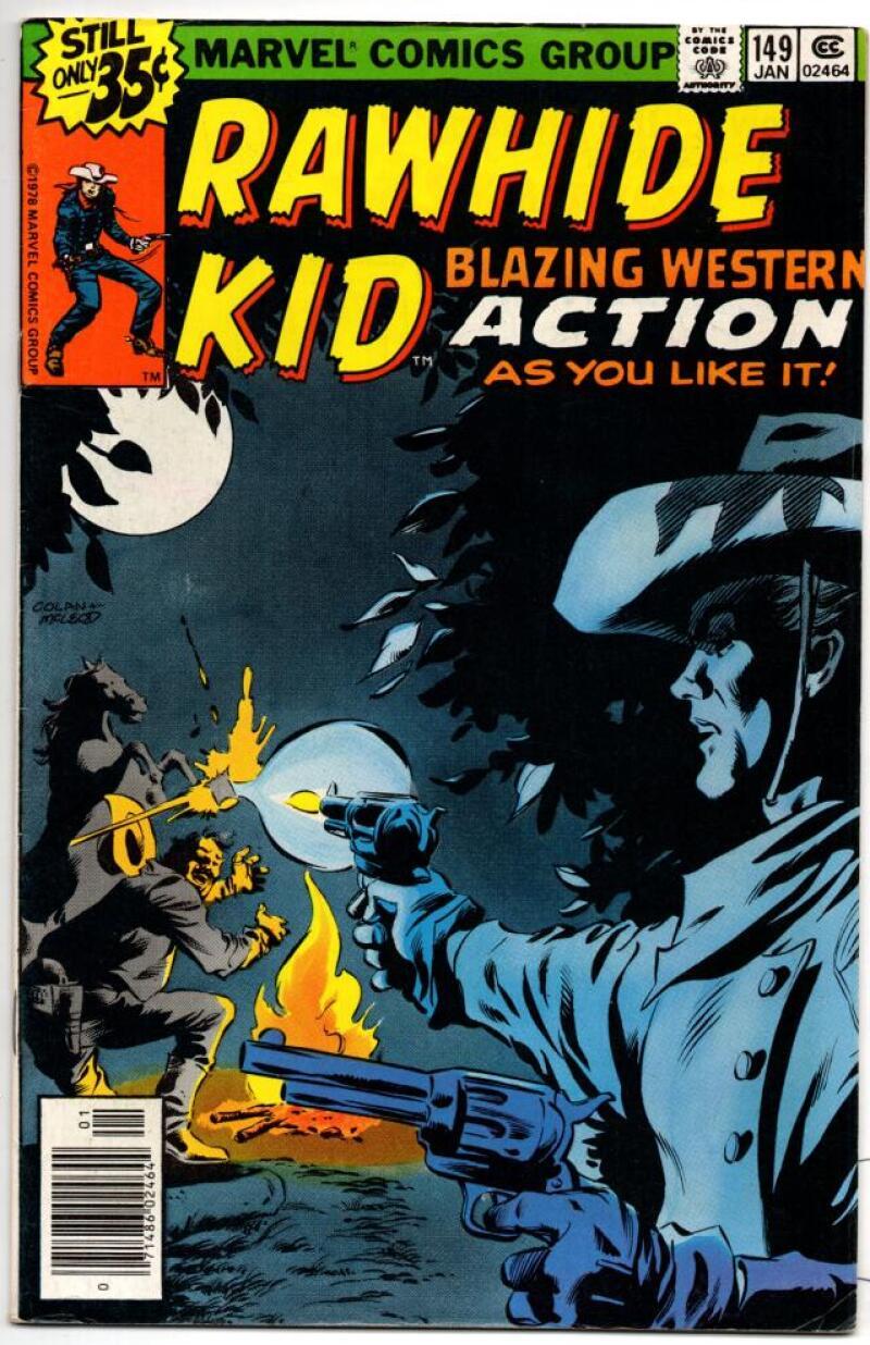 RAWHIDE KID #149, FN/VF, Western, 1955 1978, Mark Jewelers, more westerns in store