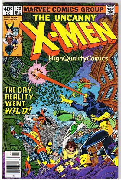 X-MEN #128, VF, John Byrne,Storm, Wolverine,1963, Cyclops, more in store