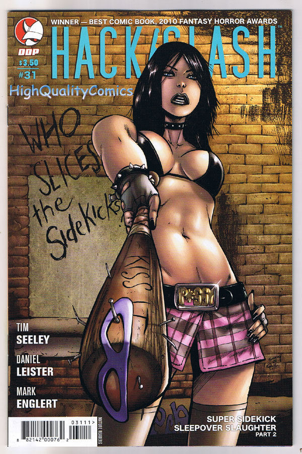 HACK SLASH #31, VF/NM, Series, Tim Seeley, Serial Killer, 2007, more HS in store