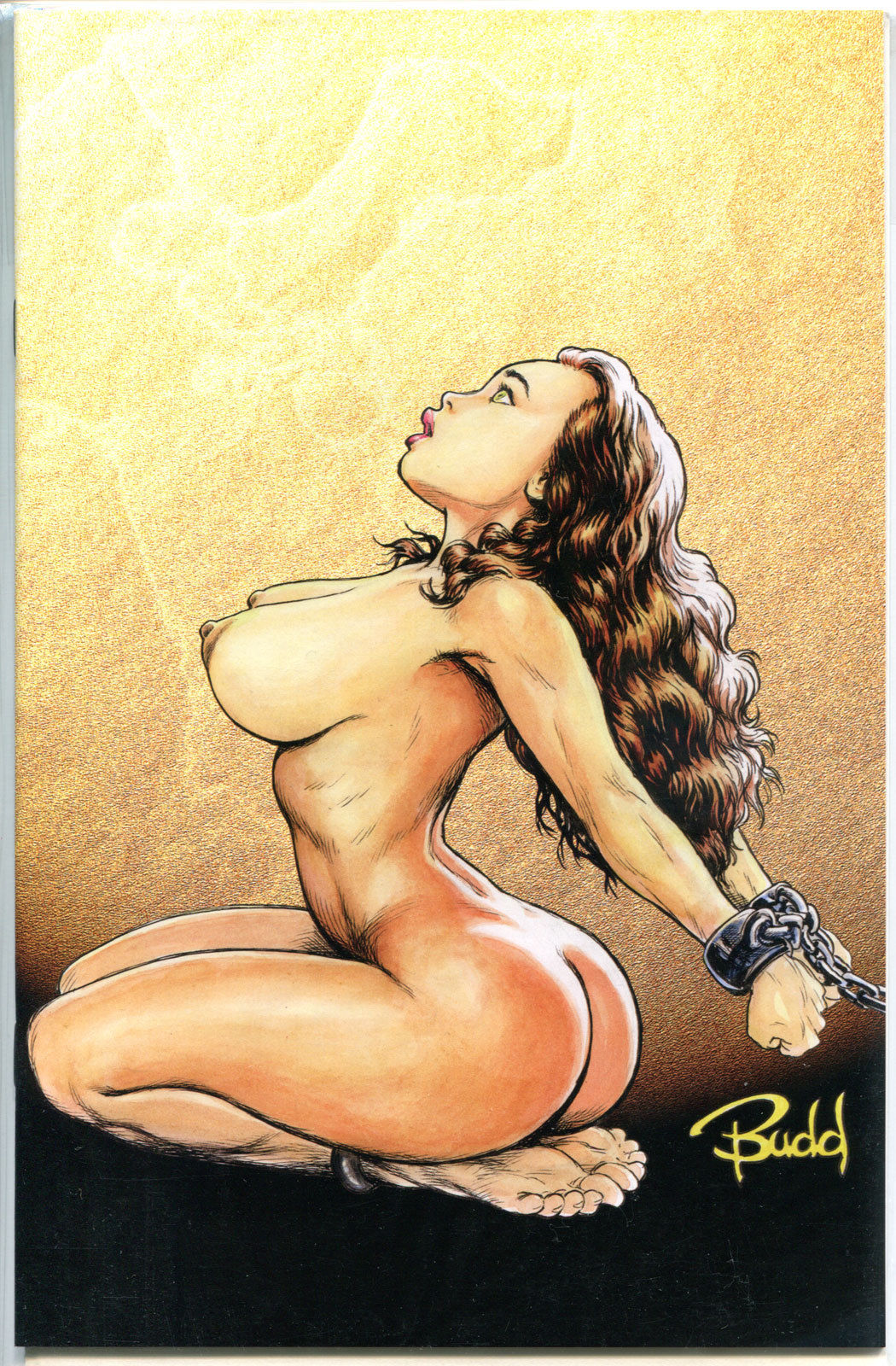 CAVEWOMAN OASIS #1, Variant, NM, Budd Root, 2013, COA, more CW in store