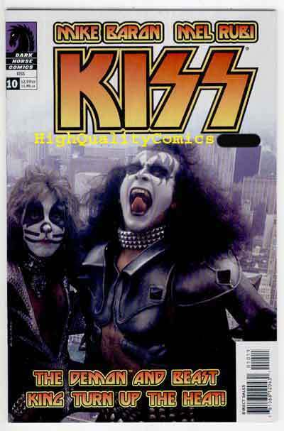 KISS 10, NM+, Rock 'n Roll, Gene Simmons, Photo cv, Stanley, more in store