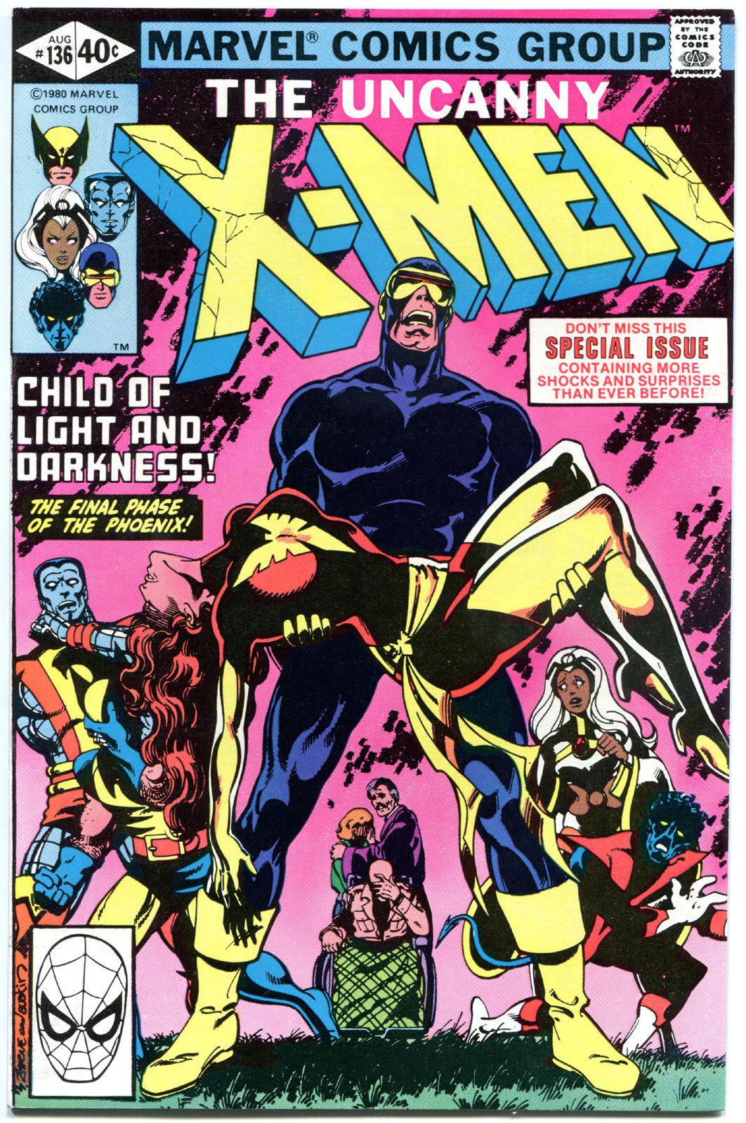 X-MEN #136, VF/NM Phoenix, John Byrne, Storm, Wolverine, 1963, more in store