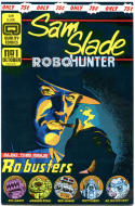SAM SLADE ROBOHUNTER #1-11, 13-18, 20-22, 25-30, VF/NM, 25 issues, 1986, Robots