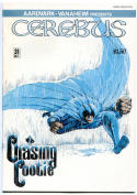 CEREBUS the AARDVARK #31 32 33 34 35, VF+, Dave Sim, 1977, more in store, QXT