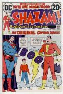 SHAZAM #1, VF+, Captain Marvel, 1st since GA, Origin, 1973, Bronze age