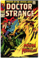 DOCTOR STRANGE #174, VF, Mystic Arts, Gene Colan, 1968, more DS in store, Glossy