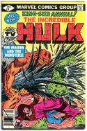 HULK Annual #8 9 10, NM-, Bruce Banner, X-Factor, Atlantis, 1968, Incredible
