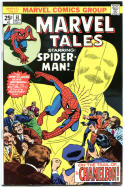MARVEL TALES #61, 64 65 66 67 68 69, FN+, Spider-man,Stan Lee,1964,more in store