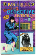 MS TREE's Thrilling DETECTIVE Adventures #1 2 3 4 5 6 7 8 9 10-21, VF/NM, 1983