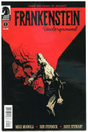 FRANKENSTEIN UNDERGROUND #1 2 3 4 5, NM, 2015, more Mike Mignola in store, 1-5