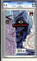 I ZOMBIE #1, CGC = 9.8, NM/M, 2010, Michael Allred,TV show,more Vertigo in store