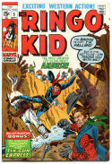 RINGO KID #5, VF, Gunfights, 1970, Ambush, StageCoach, more Western in store