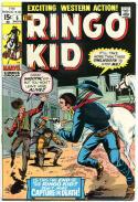 RINGO KID #6, VF/NM, Gunfights, 1970, Dead or Alive, more Western in store