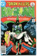 RAGMAN #4, VF/NM, Redondo, Joe Kubert, 1976, Drug use story, more Bronze in store