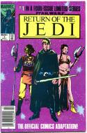 RETURN of the JEDI #1 2 3 4, STAR WARS, FN to VF+, Skywalker, Darth Vader, 1-4