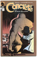 CONCRETE The HUMAN DILEMMA #1 2 3 4 5 6, NM, 2004, Signed by Paul Chadwick, 1-6