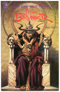 FRANK BRUNNER #1 2, VF+, 1992, Unknown World, 1985, more Indies in store, 1-2