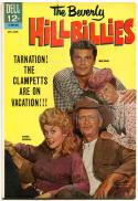 BEVERLY HILLBILLIES #5, NM-, Buddy Ebsen, Clampetts, Donna Douglas, Baer, 1963