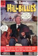 BEVERLY HILLBILLIES #11, NM-, Buddy Ebsen, Clampetts, Donna Douglas, Baer, 1963