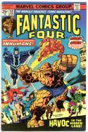 FANTASTIC FOUR #159, FN/VF, InHumans, Black Bolt, 1961, more Marvel in store
