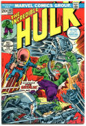 HULK #163, VF+, 1st Gremlin, Trimpe, Marvel, 1968, Incredible, more in store