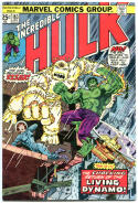 HULK #183, VF-, ZzzaX, Trimpe, Marvel, 1968, Incredible, more in store