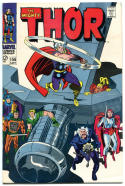 THOR #156, VF/NM, God of Thunder, Stan Lee, Jack Kirby, 1966, more Thor in store