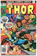 THOR #252 253, VF+, God of Thunder, Buscema, 1966, more Thor in store, Marvel