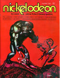 NICKELODEON #1, FN, Richard Corben, Piers Anthony, 1975, more RC in store