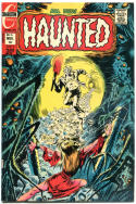 HAUNTED #15, VF, Sutton, Teddy Bear, Horror, 1971 1973, more Charlton in store