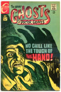 MANY GHOST of DOCTOR GRAVES #10, FN, Horror, 1967, more Charlton in store