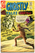 GHOSTLY TALES #63, FN/VF, Haunted Horror, 1966 1967, more Charlton in store