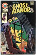 GHOST MANOR #28, VF, Steve Ditko, Horror, 1971 1976, more Charlton in store