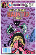 HAUNTED #73, NM-, Tom Sutton, Fiend, Horror, 1971 1984, more Charlton in store