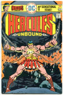 HERCULES UNBOUND 1 2 3 4 5 6 7 8 9 10-12, VF to  NM-, Wally Wood, 1975, 1-12 set
