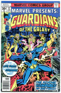 MARVEL PRESENTS #11, VF, Guardians of the Galaxy, 1975, more Bronze in store
