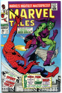 MARVEL TALES #12, VF+, Spider-man, Thor, Stan Lee, Ditko, 1964, more in store