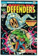 DEFENDERS #14, VF, Hulk, Dr Strange, Sub-Mariner, 1972 1974, Marvel