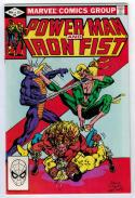 POWER MAN & IRON FIST #84, VF/NM, Luke Cage, 1974 1982, Kung-Fu, 4th Sabretooth