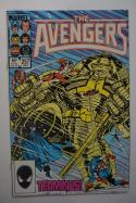 AVENGERS 257, VF/NM, Capt America,Terminus, 1st Nebula, Guardians of the Galaxy