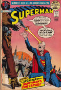 SUPERMAN #250, FN, Curt Swan, Murphy Anderson, 1939 1972, more SM in store