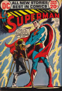 SUPERMAN #254, FN, Curt Swan, Murphy Anderson, 1939 1972, more SM in store