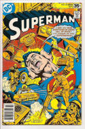 SUPERMAN #321, VF/NM, SuperManiac, 1939 1978, more SM in store