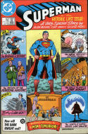 SUPERMAN #423, VF/NM, Alan Moore, Swan, Perez, 1939 1986, more SM in store